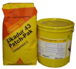 Lanco concrete and mortar patch msds