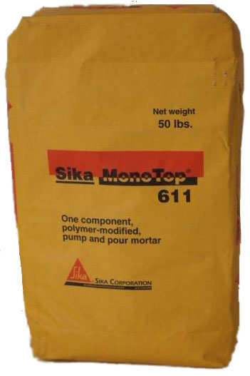 SIKA Products | Concrete, Repair Mortars, and Grouts