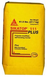 SIKA Products   Concrete, Repair Mortars, and Grouts